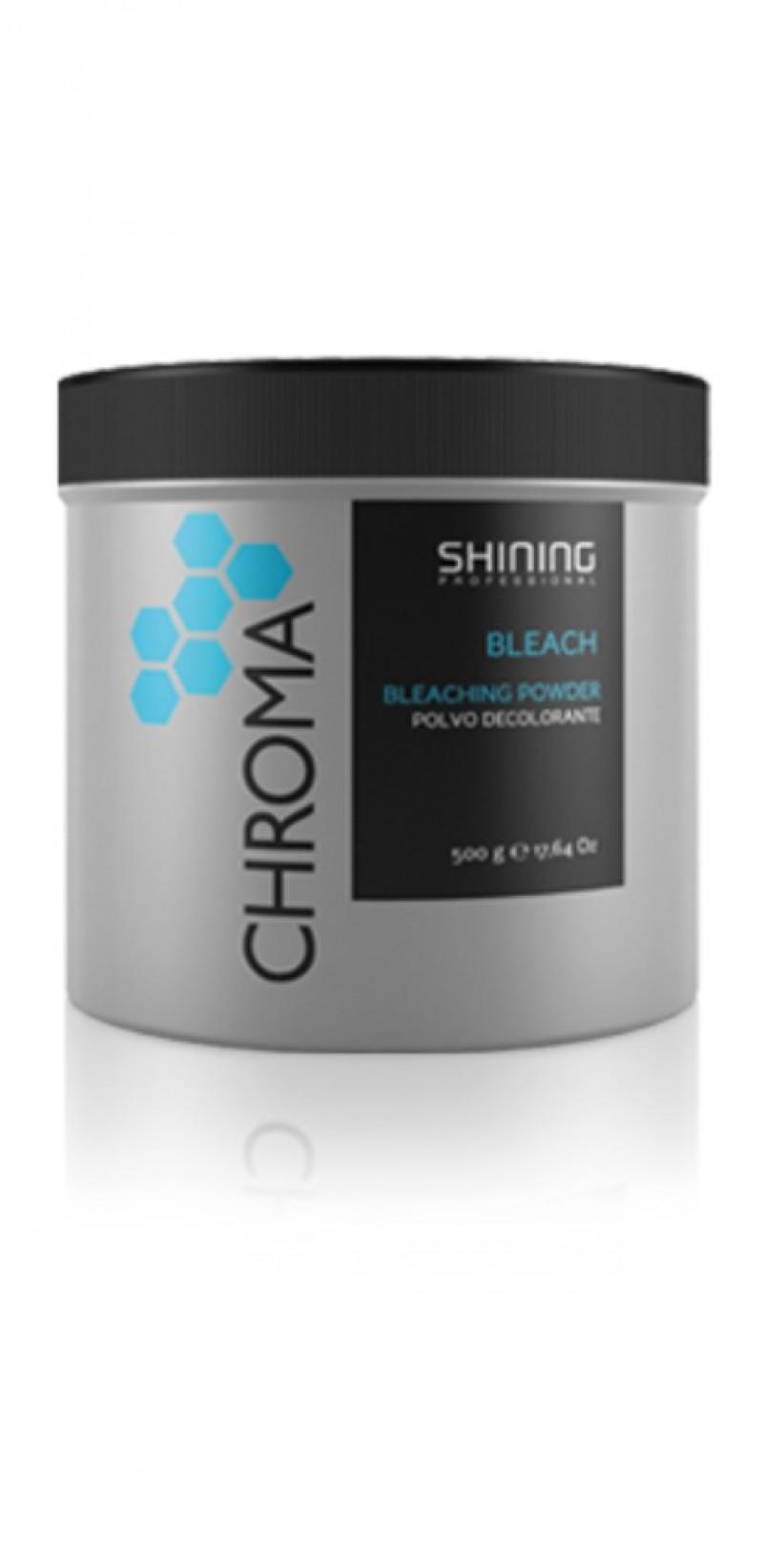 Decoloracion Shining Chroma Bleach 500grs