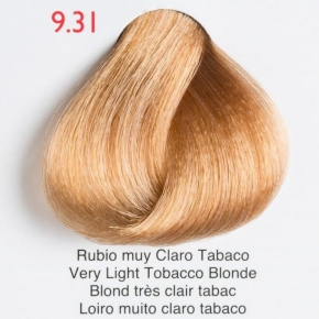 Tinte Shining Chroma 9.31 Rubio muy Claro Marron Tabaco