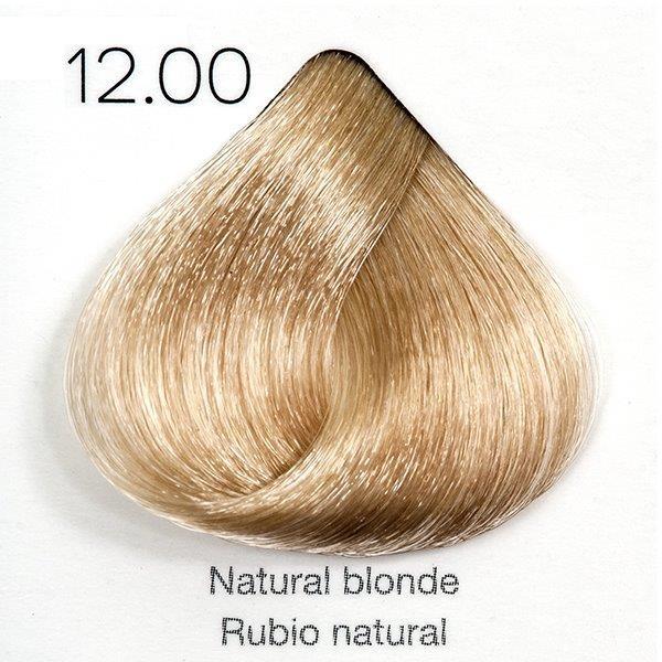 Tinte de pelo Sergilac con Keratina y Argan 12.60 Rubio super aclarante irisado nacar 120ml