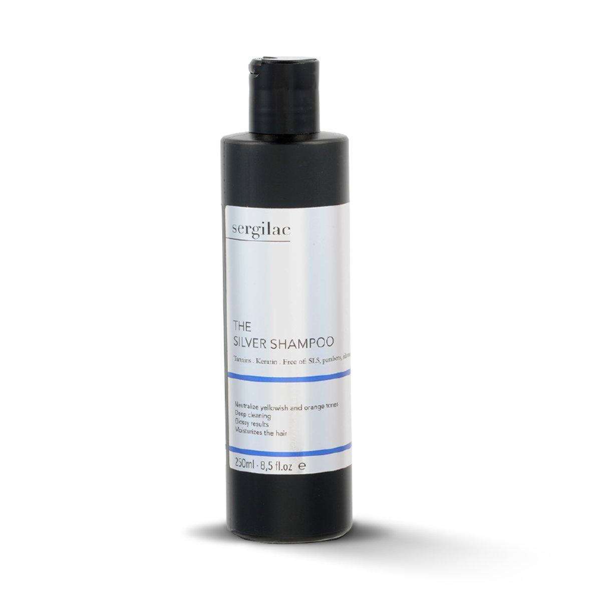 The Silver Shampoo - Sergilac 250ml