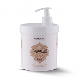 The Argan Oil Keratin Mask - Sergilac 1 Litro