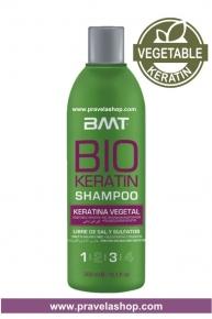 Champu BMT BIO KERATIN 300ml -Tratamiento Alisado Keratina