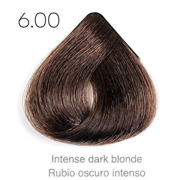 Tinte de pelo Sergilac con Keratina y Argan 6.00 Rubio oscuro natural intenso 120ml - sin PPD