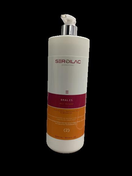 Alisado Acido Hialuronico y Keratina BRALIS HAIR - Paso 2 - 1 litro