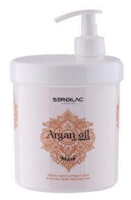 Mascarilla Repair Argan Oil - Keratin Sergilac 1000ml