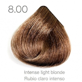 Tinte de pelo Sergilac con Keratina y Argan 8.00 Rubio claro natural intenso 120ml - sin PPD
